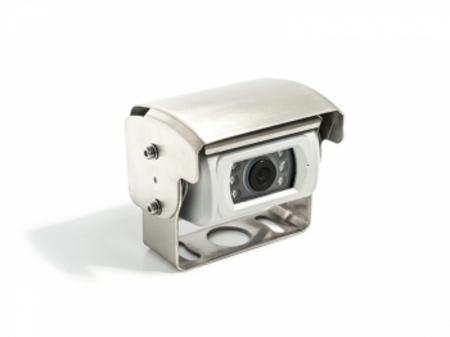 AHD камера заднего вида AVS656CPR с автоматической шторкой, автоподогревом и ИК-подсветкой