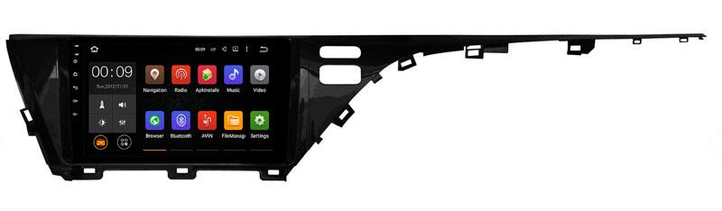 Штатная магнитола Roximo 4G RX-1129 для Toyota Camry v70 Low (+ Камера заднего вида в подарок!)