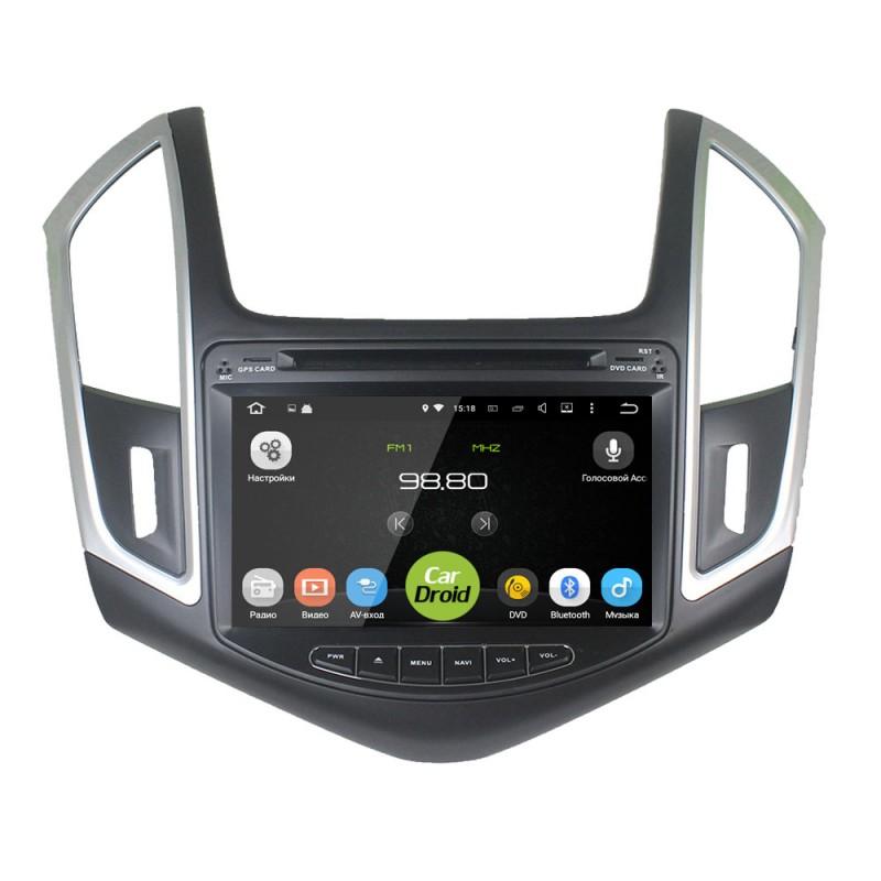 Штатная магнитола Roximo CarDroid RD-1104 для Toyota Corolla E150 (Android 8.0) DSP (+ Камера заднего вида в подарок!)