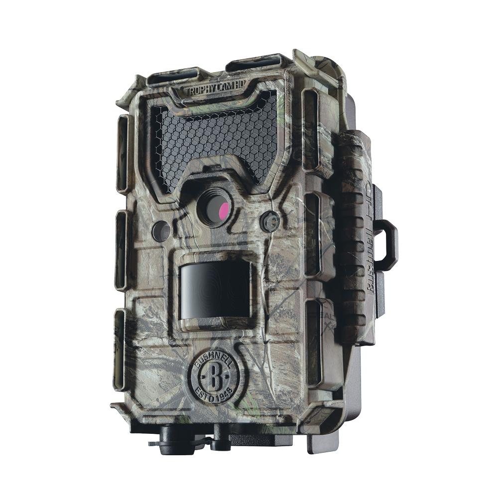 Фотоловушка Bushnell Trophy Cam HD Agressor Low-Glow Camo 119775 (+ Карта памяти в подарок!)