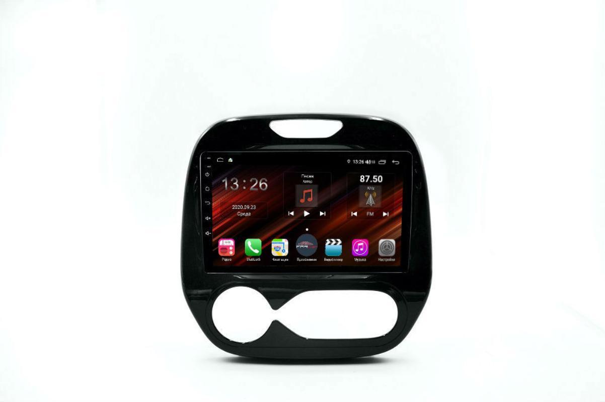 Штатная магнитола FarCar s400 Super HD для Renault Kaptur на Android (XH733R) (+ Камера заднего вида в подарок!)