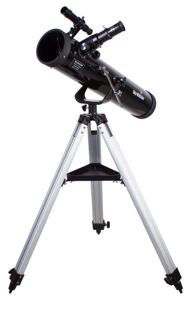 Фото - Телескоп Sky-Watcher BK 767AZ1 (+ Книга «Космос. Непустая пустота» в подарок!) книга
