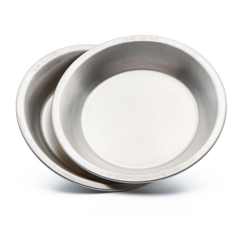 Набор тарелок Camping Plate/Bowl Set 2 штуки, диаметр 197мм, высота 300 мм