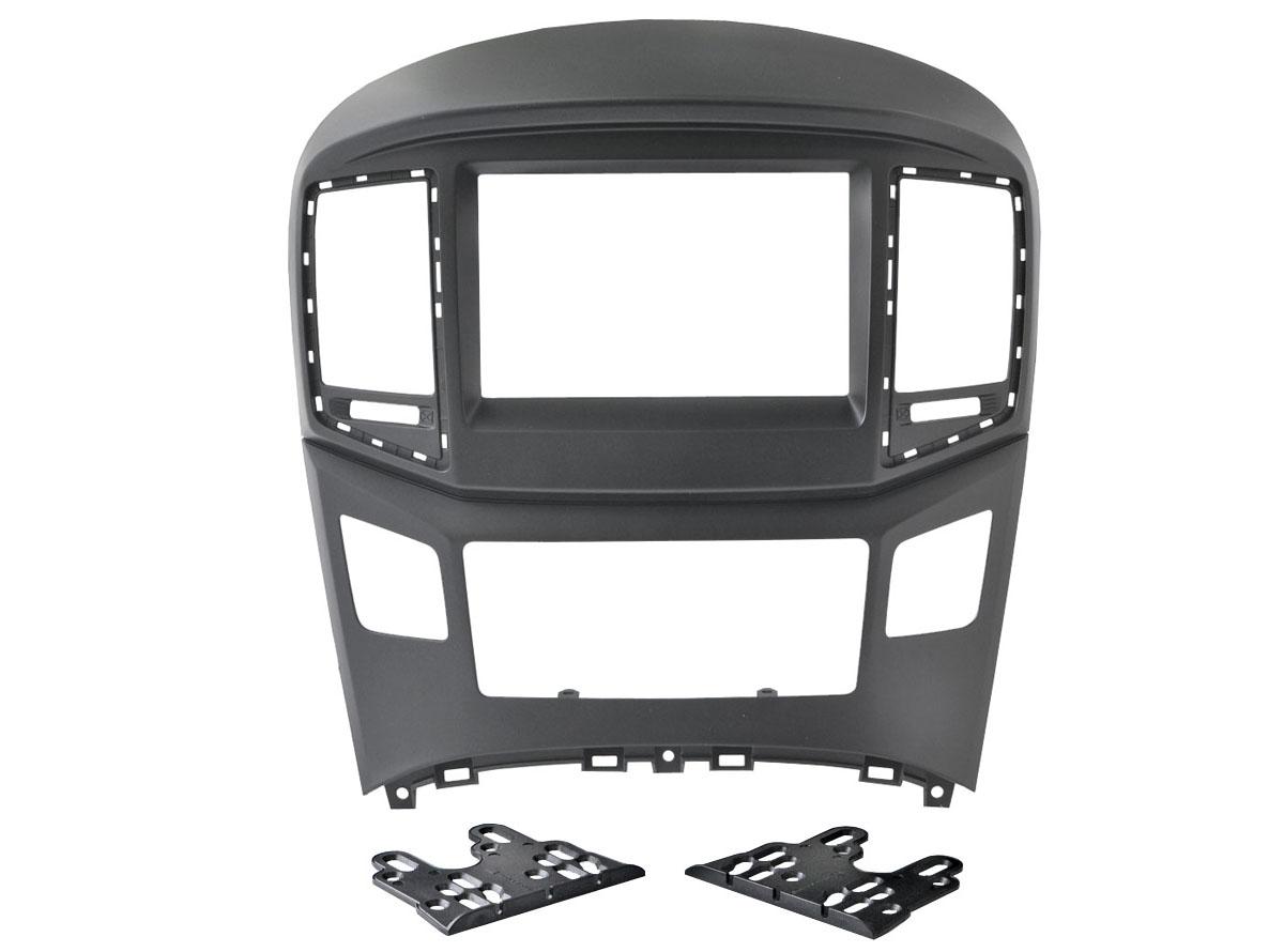 Переходная рамка Intro RHY-N46 для Hyundai H1 Starex black