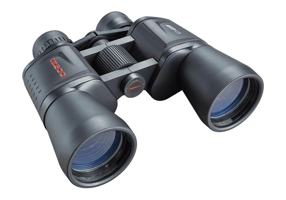Фото - Бинокль TASCO Essentials 12x50 Black Porro (+ Автомобильные коврики для впитывания влаги в подарок!) бинокль tasco 10x25 essentials