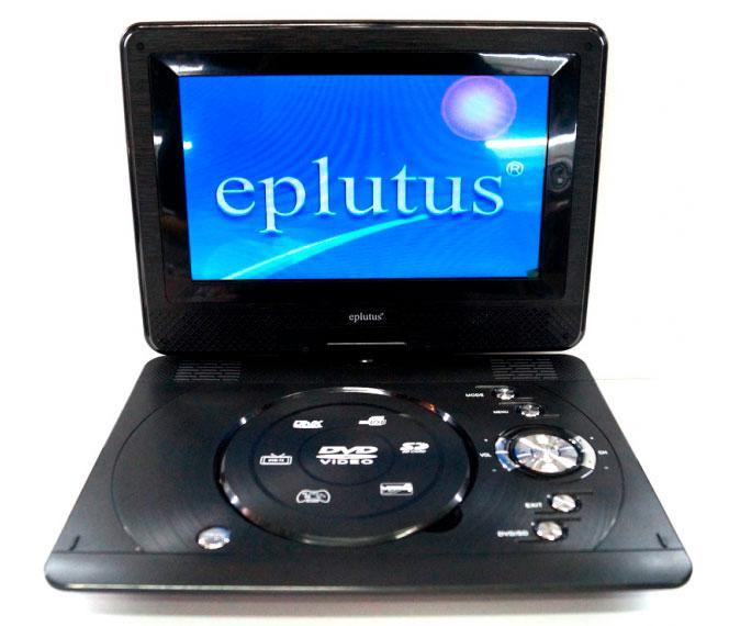 DVD-плеер Eplutus EP-1027T amoi amoi dt 560 14 yingcun dvd плеер dvd плеер vcd плеер gold