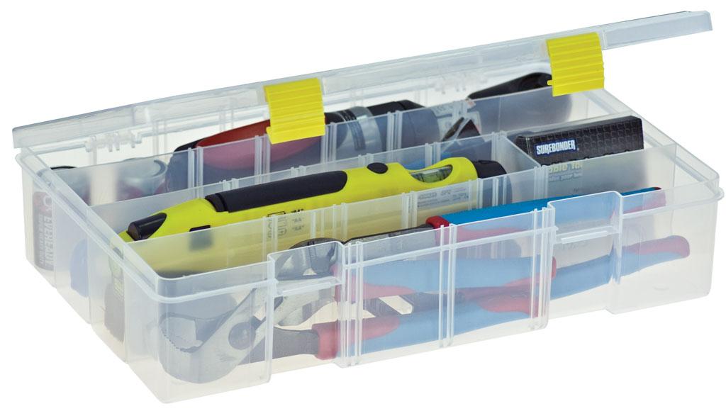 Коробка Plano 2-3730-00 для аксессуаров, 4-15 отсеков цена и фото