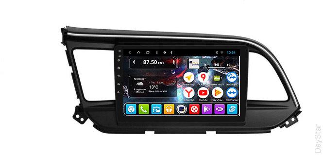 Штатная магнитола DayStar DS-7165HB Hyundai Elantra 2019+ ANDROID 8.1.0 (8 ядер, 2Gb ОЗУ, 32Gb памяти) (+ Камера заднего вида в подарок!) цена
