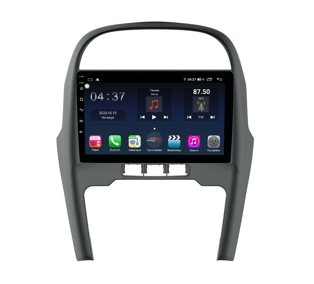 Штатная магнитола FarCar s400 для Chery Tiggo (T11) 2011-2016 на Android (TG1196R) (+ Камера заднего вида в подарок!)