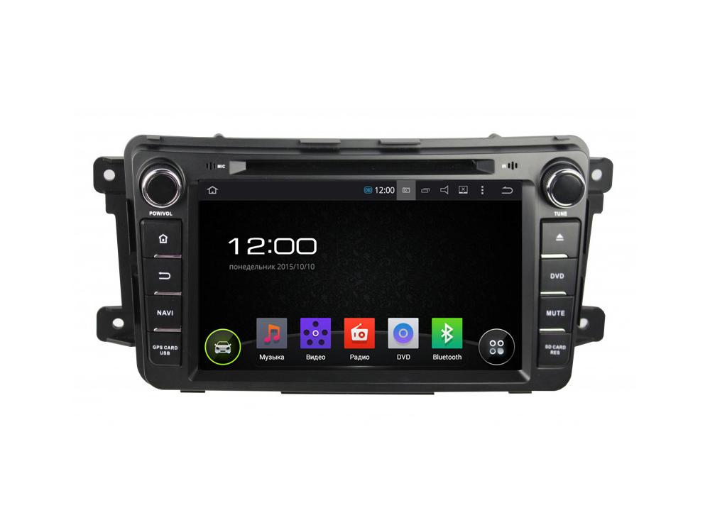 Штатная магнитола FarCar s130 для Mazda CX-9 на Android (R459) (+ Камера Заднего Вида в ПОДАРОК) цены