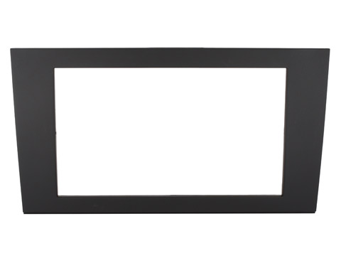 Переходная рамка Intro RAU4-05 для Audi A4 03+ 2DIN led acrylic light box frameless snap frame advertising brand showcase