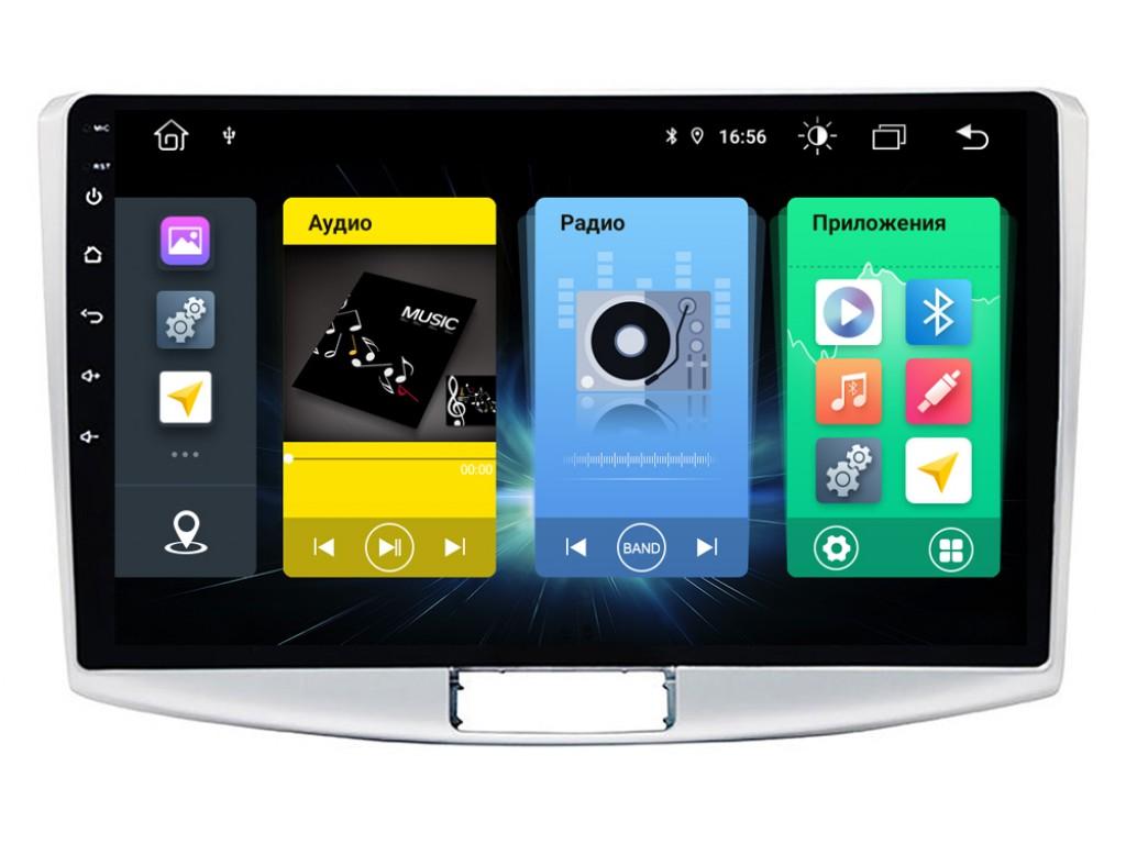 Головное устройство vomi FX390R10-MTK-LTE для Volkswagen Passat B6 2005-2010, B7 2011-2015 (+ Камера заднего вида в подарок!)