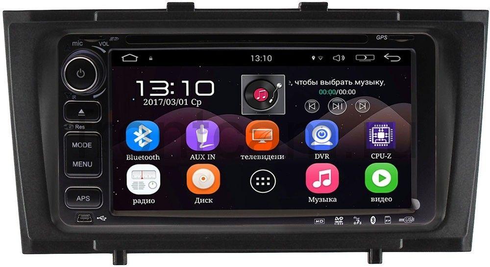 Штатная магнитола Toyota Avensis III 2009-2015 LeTrun 1832-RP-TYAV25Xd-39 на Android 5.1 (+ Камера заднего вида в подарок!)