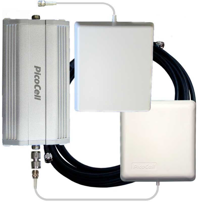 Двухдиапазонный усилитель GSM сигнала и интернета 2G/3G PicoCell E900/2000 SXB (+ Кронштейн в подарок!)