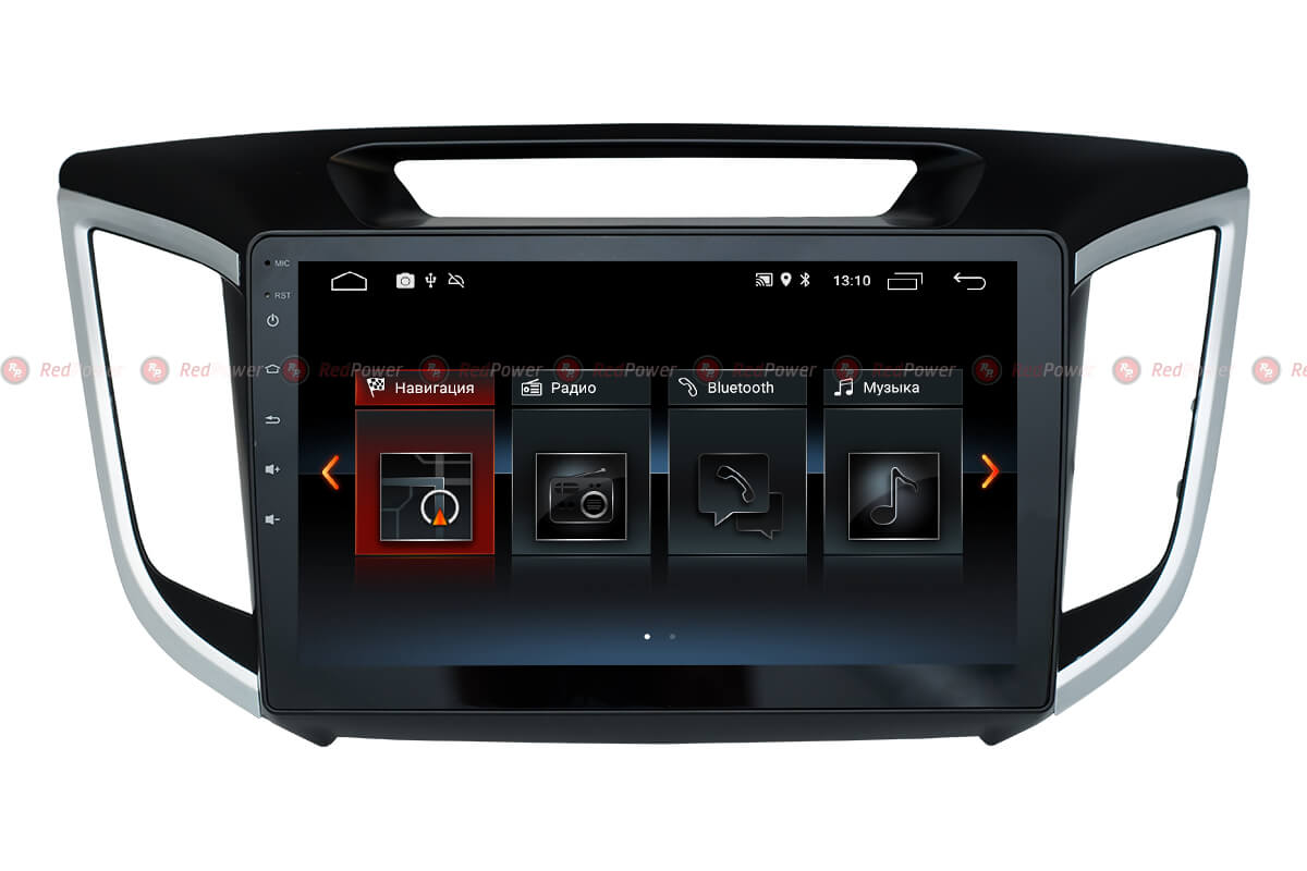 Автомагнитола Redpower 30025 IPS Hyundai Creta ix25 Android 8.1 (+ Камера заднего вида в подарок!)