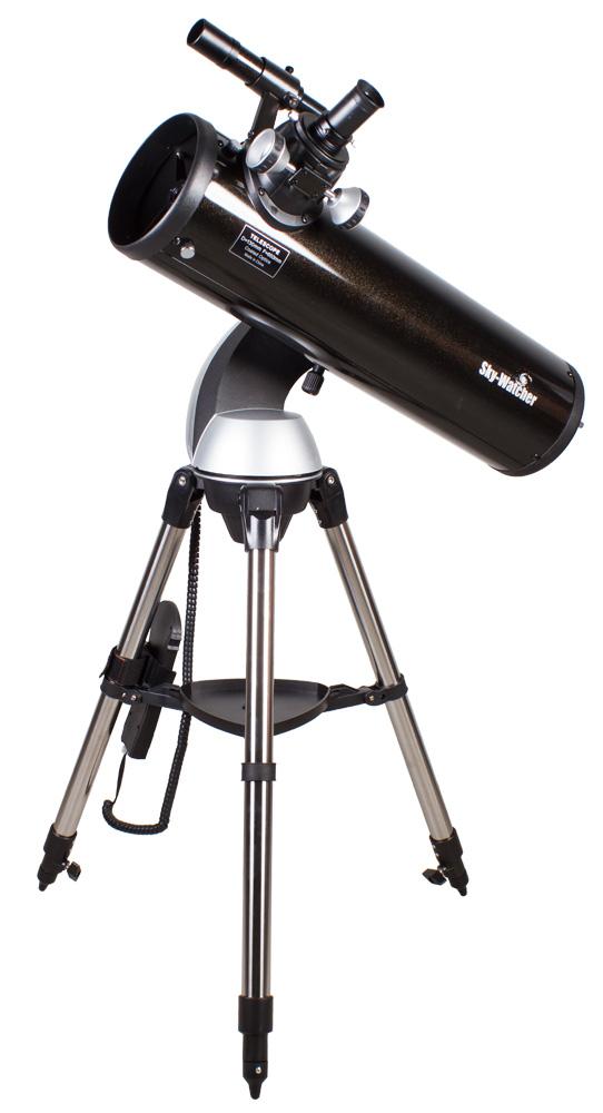 Фото - Телескоп Sky-Watcher BK P130650AZGT SynScan GOTO (+ Книга «Космос. Непустая пустота» в подарок!) книга