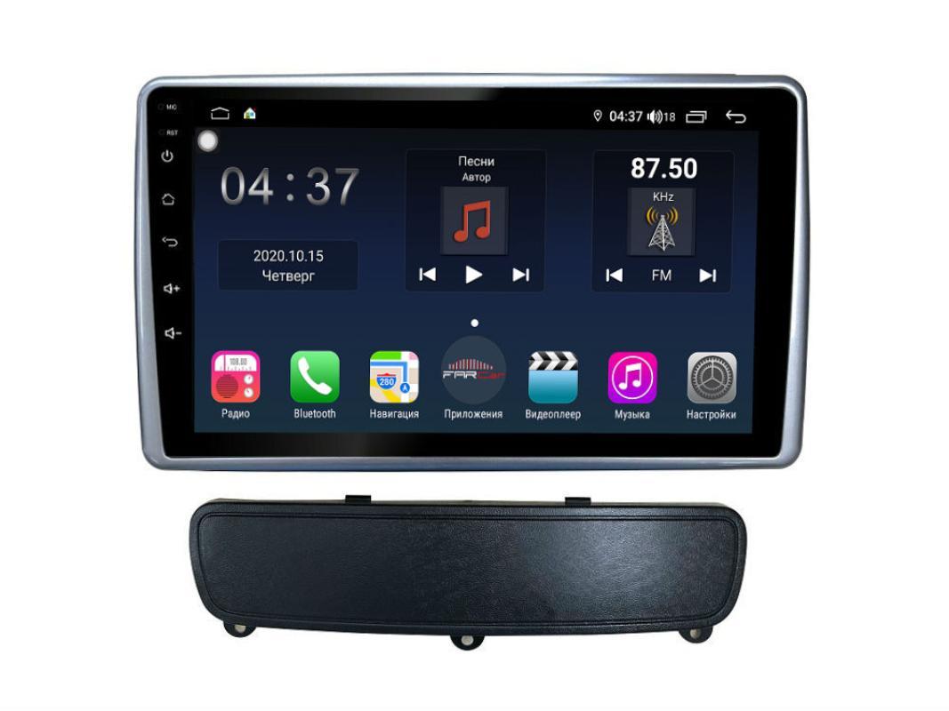 Штатная магнитола FarCar s400 для KIA Sorento на Android (TG1218/224RH) (+ Камера заднего вида в подарок!)