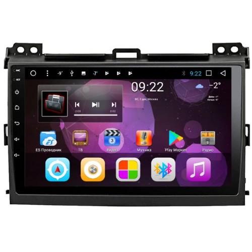 Штатная магнитола Toyota LC Prado 120 2/32 GB IPS Vomi ST2691-T8 Android 8.1 (+ Камера заднего вида в подарок!) штатная магнитола toyota lc prado 150 2014 2017 2 16 gb ips vomi vm2692 t8 android 7 8