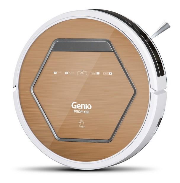 Робот-пылесос Genio Profi 260 latte (+ Powerbank 10000mAh в подарок к роботам Genio.)
