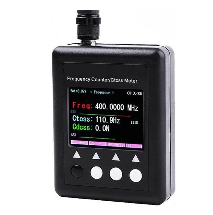 Частотомер портативный SURECOM SF-401 PLUS 27-3000 МГц