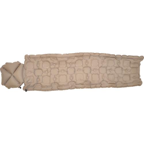 Надувной коврик Klymit Inertia Ozone pad Recon, песочный (06OZCy01C)