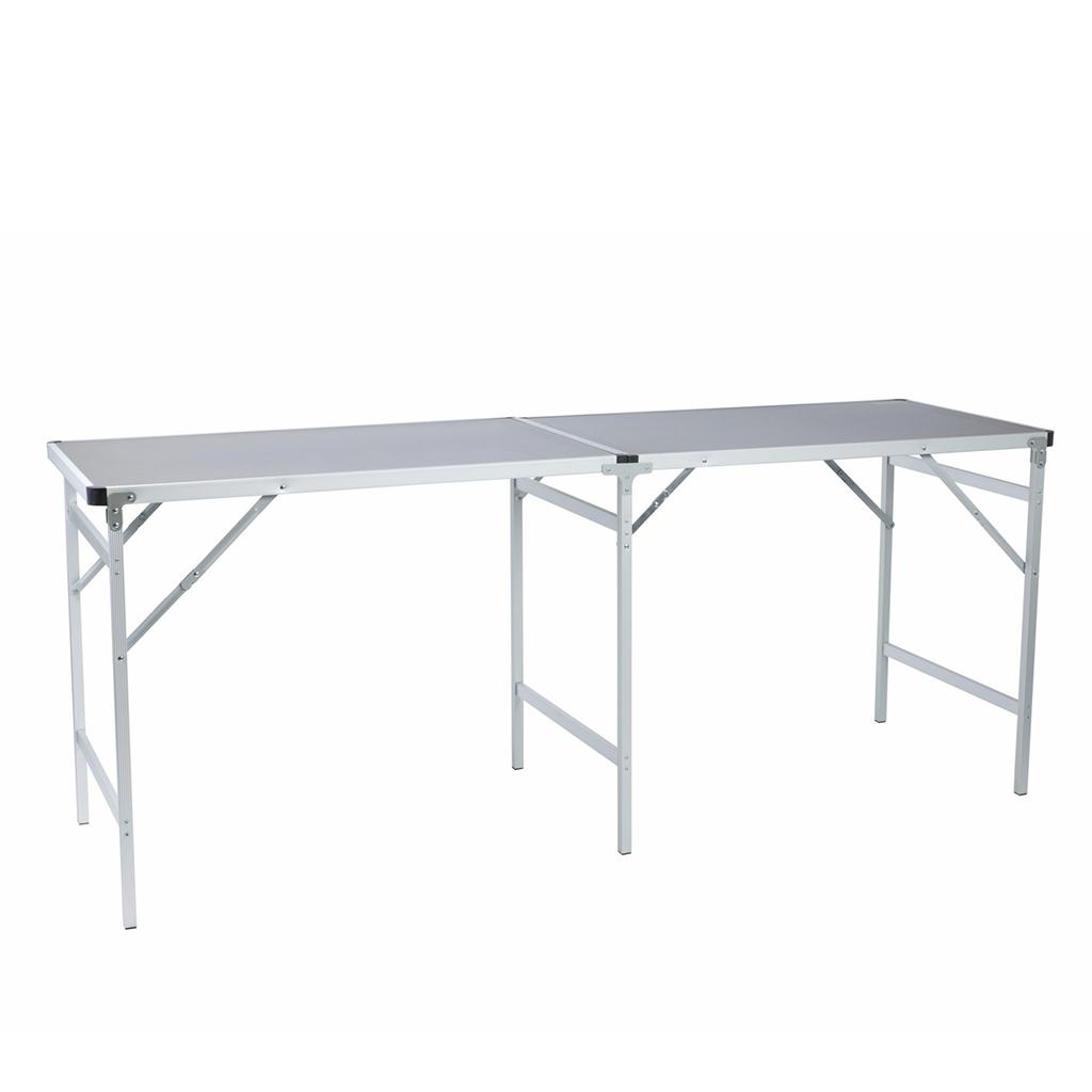 Стол походный Camping World Party Table Grey стол woodland picnic table luxe 80x60x68 t 202