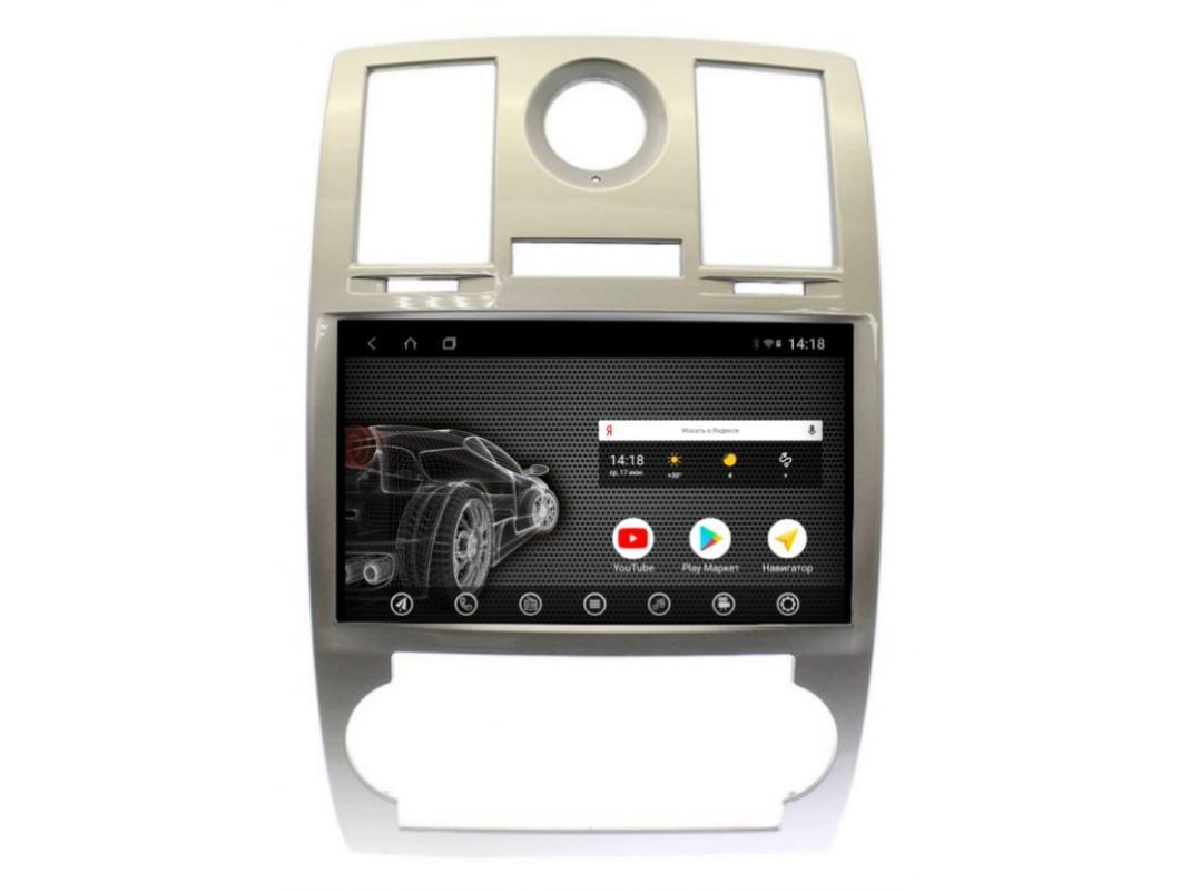Головное устройство vomi ST2746-T3 для Chrysler 300C (+ Камера заднего вида в подарок!)