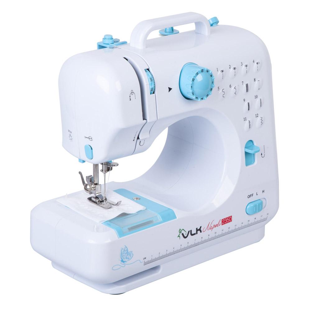Швейная машина VLK Napoli 2350 (белый) швейная машина endever vlk napoli 1400
