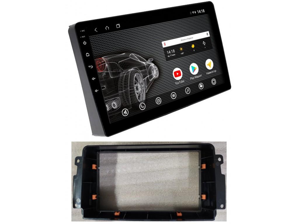 Головное устройство vomi ST2865-T3 для Mercedes-Benz G W463 2001-2006, C W203 2000-2004, CLK C209/W209 (+ Камера заднего вида в подарок!)