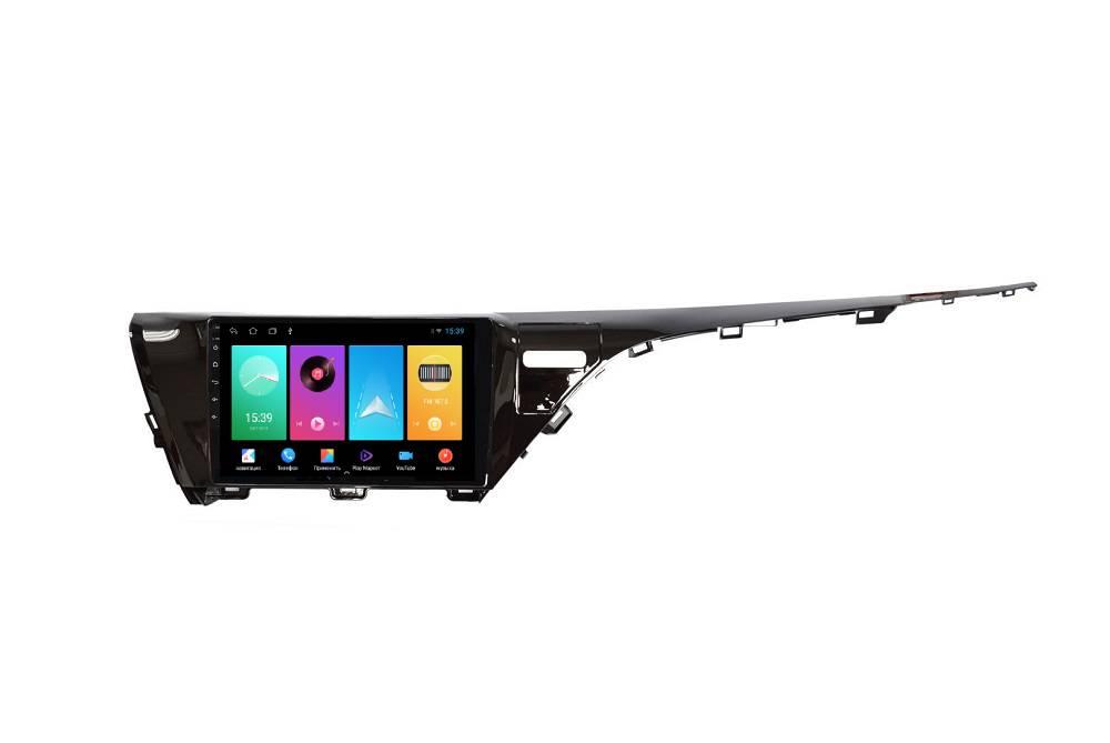 Штатная магнитола FarCar для Toyota Camry 2018+ на Android (D1069M)