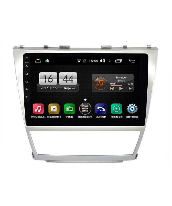 Штатная магнитола FarCar s185 для Toyota Camry V40 2006-2011 на Android (LY064R) (+ Камера заднего вида в подарок!)