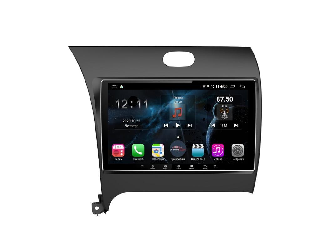 Штатная магнитола FarCar s400 для KIA Cerato на Android (H280R) (+ Камера заднего вида в подарок!)
