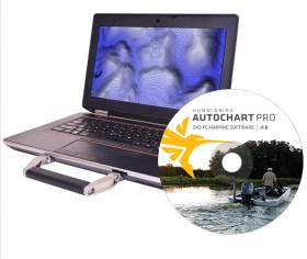 Программа создания карт AutoChart PRO (micro SD)
