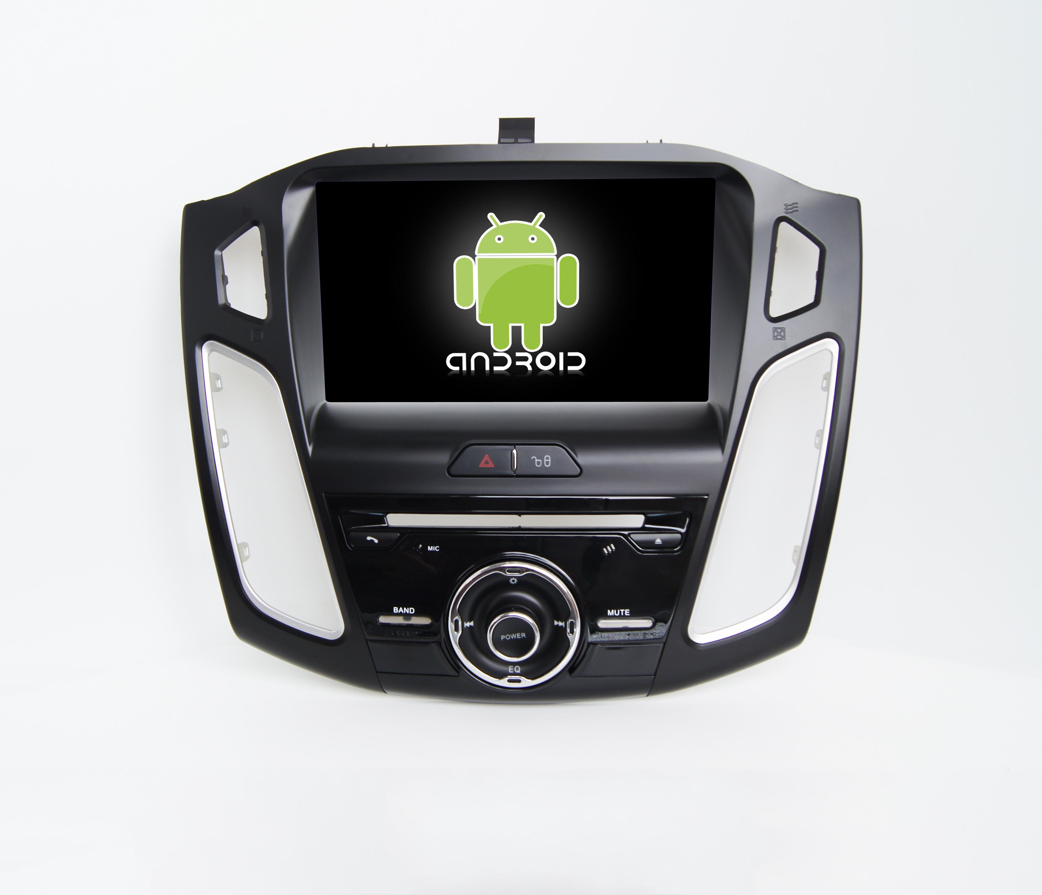 Штатная магнитола CARMEDIA KR-9004-T8 для Ford Focus 2011+ Android 7.1.2CARMEDIA<br>Штатное головное устройство CARMEDIA серии KR-T8 на OS Android 7.1.2 (AW T3 8x1,5 Ghz, 2Gb Ram, 32 Gb ROM, NXP 6686 FM, TDA 7850, BC6 Bluetooth, external microphone+Glonass&amp;amp;gps) специально адаптировано для комфортного управления вашем автомобилем. Используйте все преимущества OS Android, а также последние достижения в области автомобильной электроники.<br>