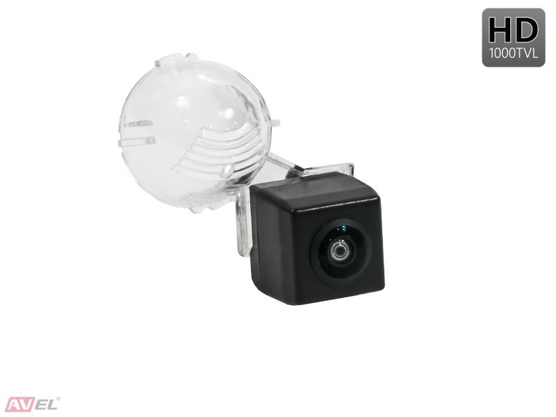 CCD HD штатная камера заднего вида AVS327CPR (#161) для SUZUKI GRAND VITARA III (2005-2014) / II (2015+)