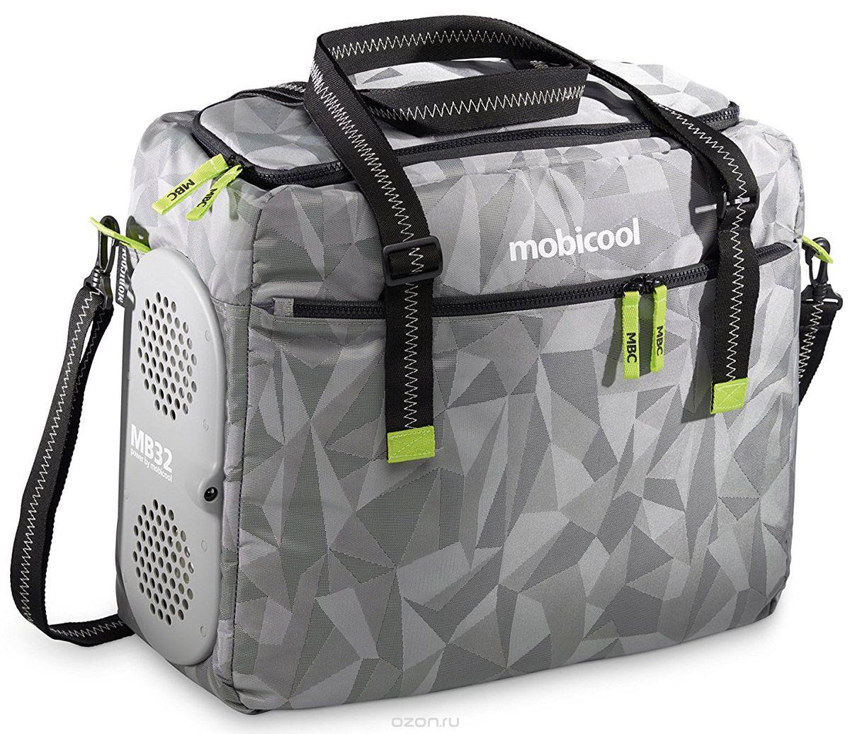 Сумка-холодильник Mobicool MB32 Power DC (32л, 12В, охлаждение) охлаждение для компьютера cpu ksb06105hb dc 5v 0 40a 4 asus x54h x54c x54l x54l bbk4