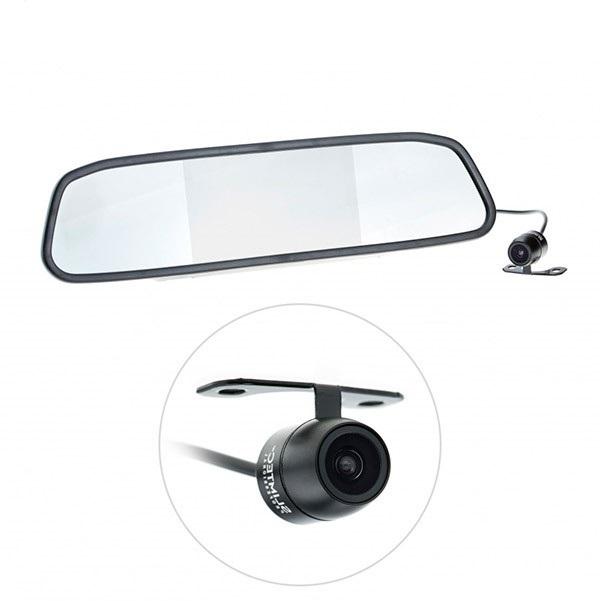 Зеркало с монитором  камерой Slimtec SMR-VRC4 KIT