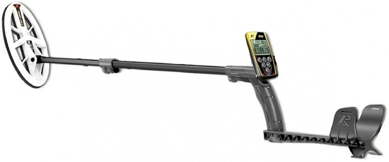 Металлоискатель XP Metal Detectors ORX (катушка HF 24х13 см, блок, без наушников) 1 м