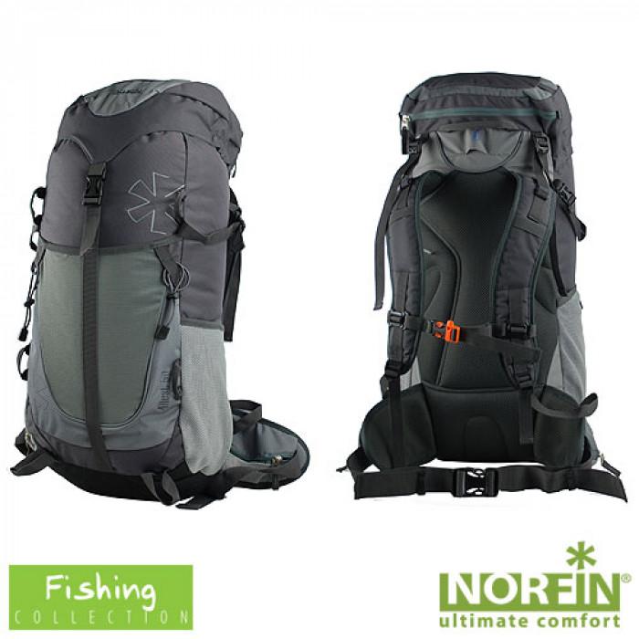 Рюкзак Norfin 4REST 50 NF рюкзак рыболовный salmo 105 л цвет зеленый