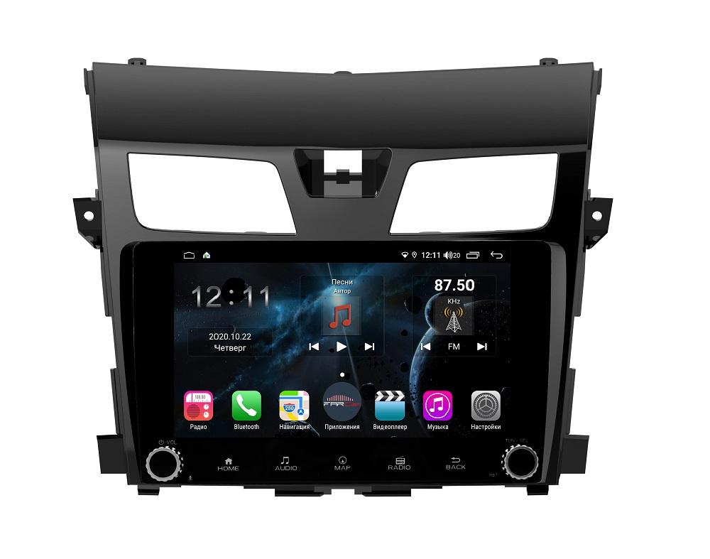 Штатная магнитола FarCar s400 для Nissan Teana на Android (H2004RB) (+ Камера заднего вида в подарок!)