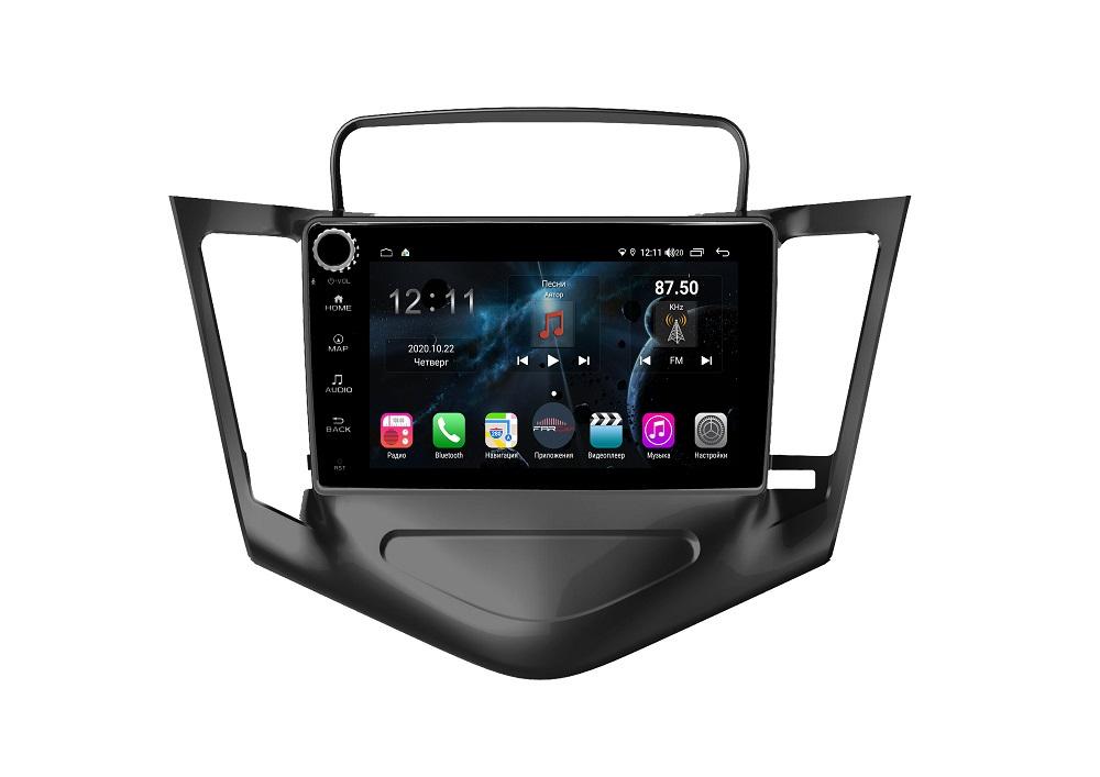 Штатная магнитола FarCar s400 для Chevrolet Cruze на Android (H045RB) (+ Камера заднего вида в подарок!)