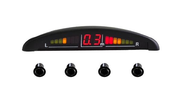 Парктроник Interpower IP-416 (+ Антисептик-спрей для рук в подарок!)