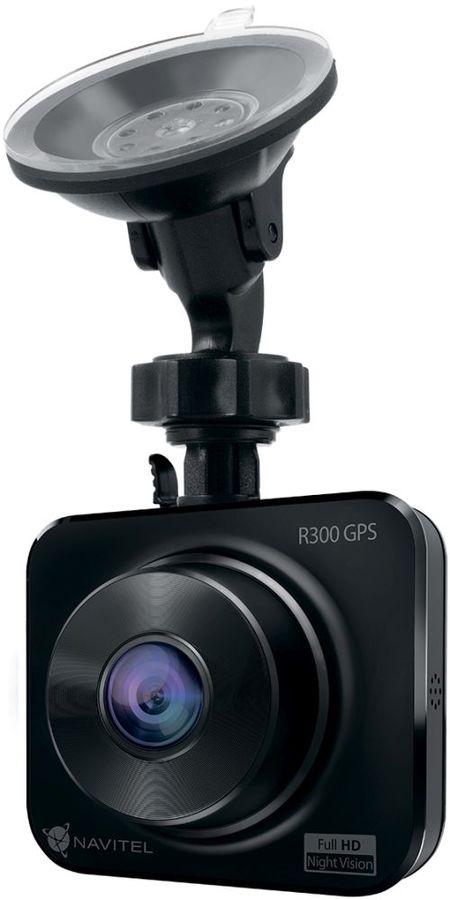 Видеорегистратор Navitel R300 GPS (+ Разветвитель в подарок!)