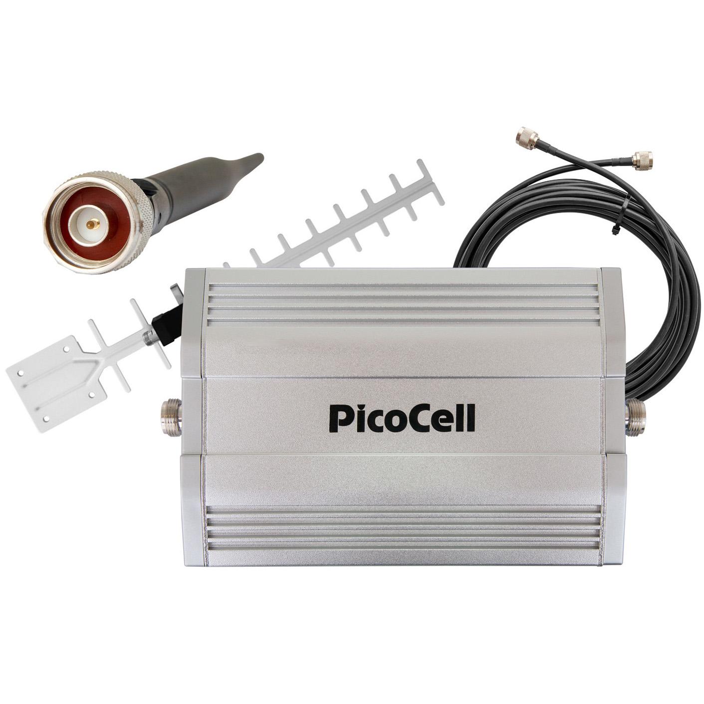 Комплект PicoCell 2000 SXB+ (LITE 2) (+ Кронштейн в подарок!) репитер picocell 2000 sxb