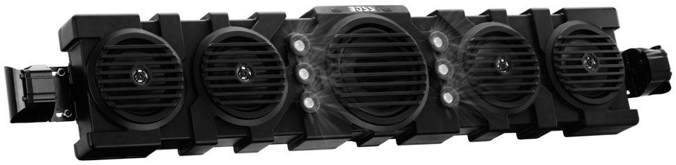 Влагозащищенная акустическая система BOSS AUDIO BRRF40 (1000 ВТ, 40) активная акустическая система behringer europort eps500mp3