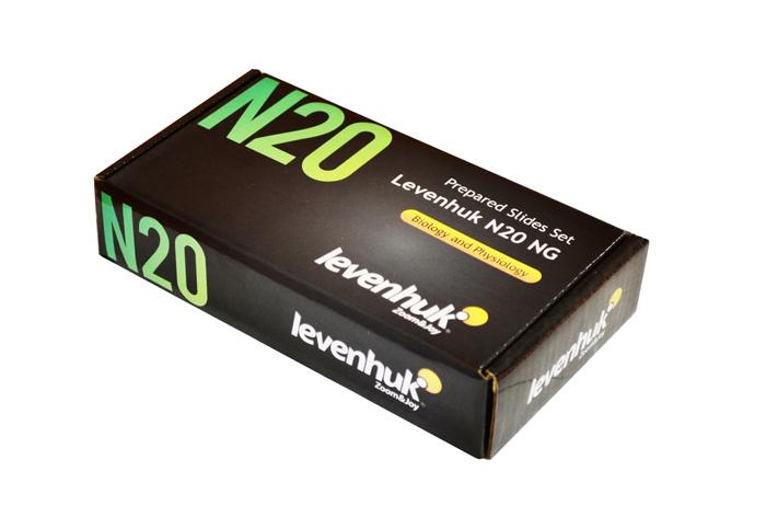 Фото - Набор готовых микропрепаратов Levenhuk N20 NG средство для мытья стекол и поверхностей 750 мл cif сиф professional 7518649