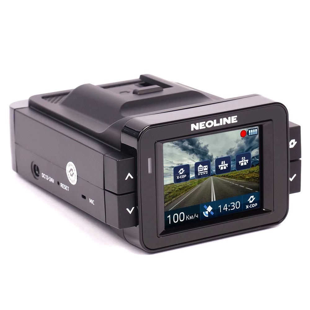 Видеорегистратор с радар-детектором Neoline X-COP 9000C (+ Антисептик-спрей для рук в подарок!)