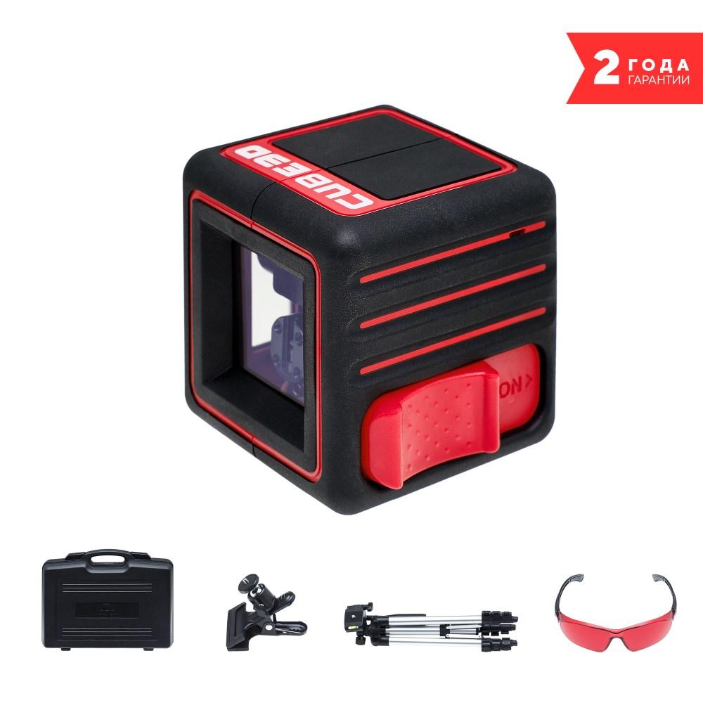 Лазерный уровень ADA CUBE 3D ULTIMATE EDITION цена