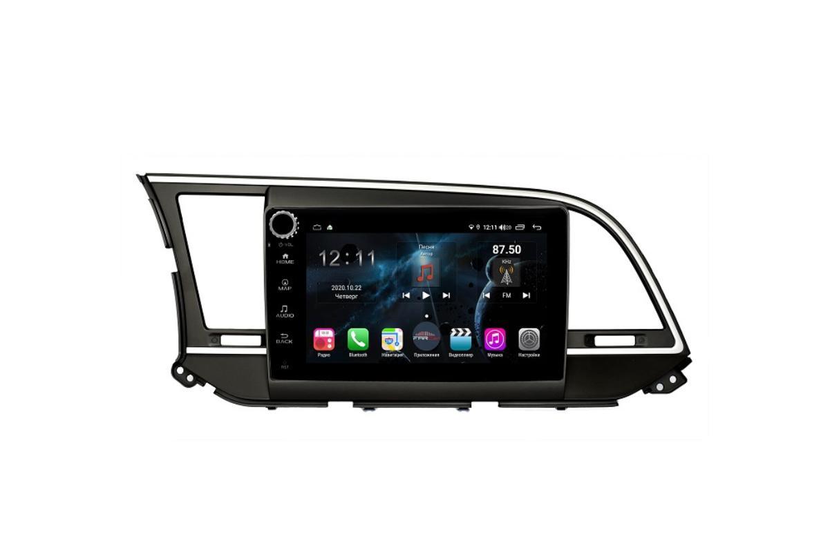 Штатная магнитола FarCar s400 для Hyundai Elantra на Android (H581RB) (+ Камера заднего вида в подарок!)