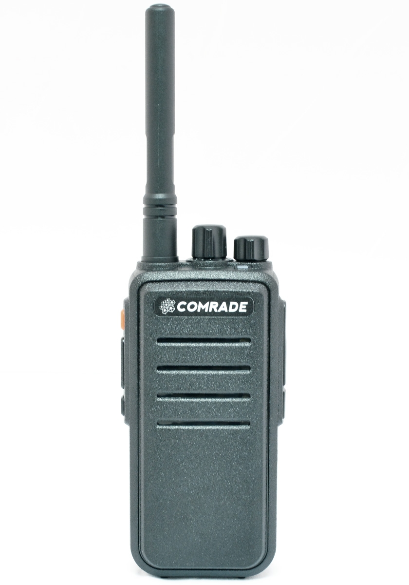 Портативная рация Comrade R7 VHF профессиональная портативная рация icom ic f2000
